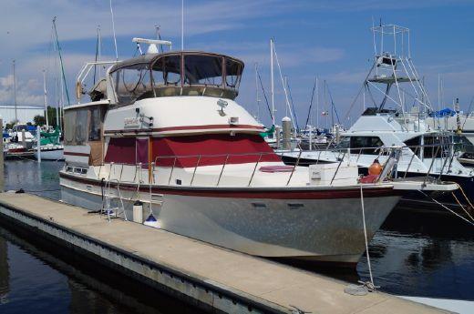 1987 Jefferson Sundeck Trawler