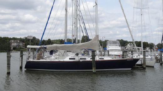 1989 J Boats J/40 Shoal Draft