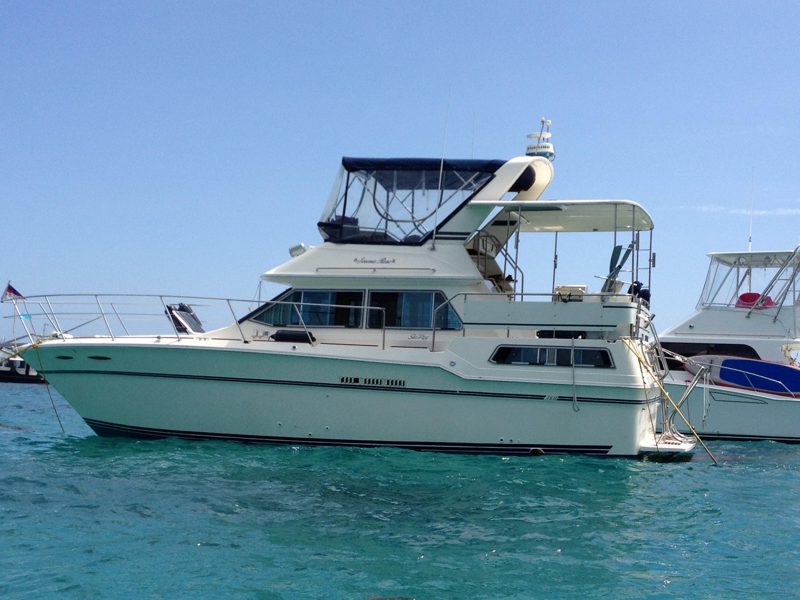 2001 Carver 406 Aft Cabin Aft Cabin for sale - YachtWorld