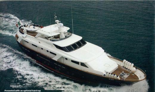 2002 Benetti Sail Division 105