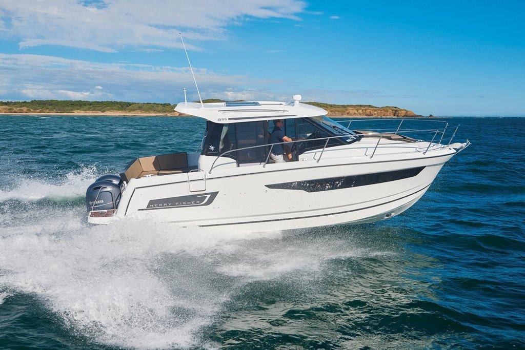 2018 Jeanneau Merry Fisher 895 Legend Power Boat For Sale