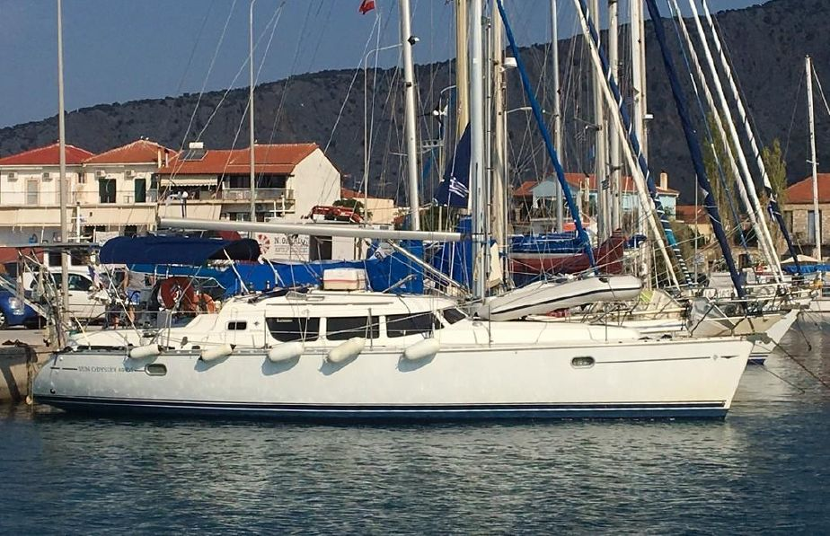 2002 Jeanneau Sun Odyssey 40 Ds Sail Boat For Sale Www Yachtworld Com
