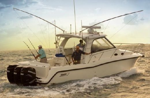2008 Boston Whaler 345 Conquest