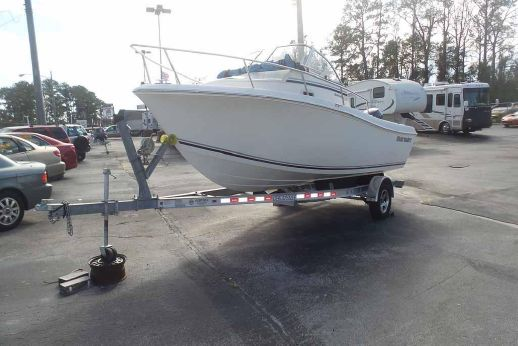 2012 Clearwater 2100 W/A