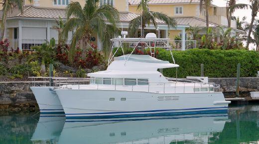 2001 Lagoon Power Catamaran