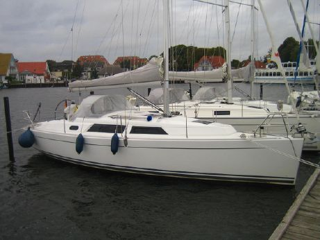 2014 Hanse 325