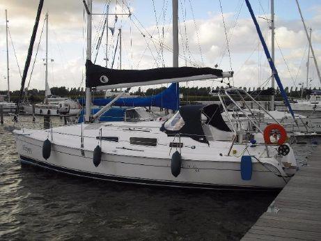 2007 Hunter 33