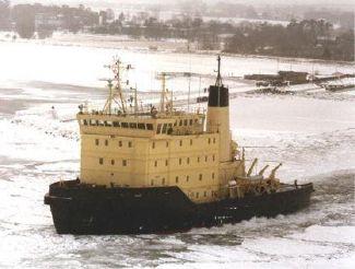 1980 Custom Icebreaker