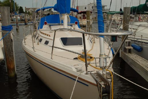 1987 Catalina 34
