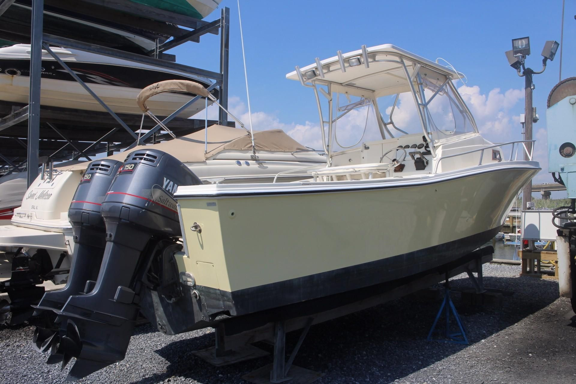 Sea Ray Boat >> 1989 Mako 25 Power Boat For Sale - www.yachtworld.com