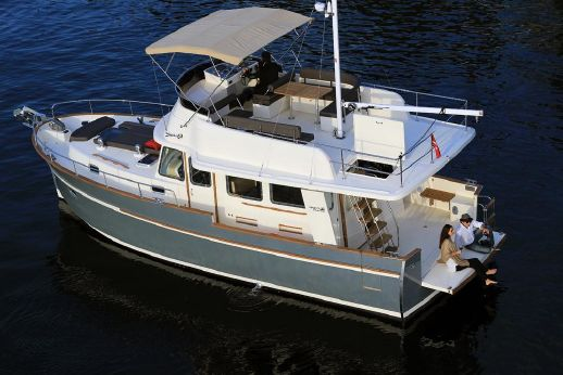 2018 Rhea Marine Trawler 36
