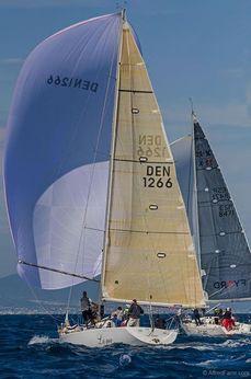 1995 X Yachts 38 IMX