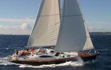 2004 Jeanneau 54DS