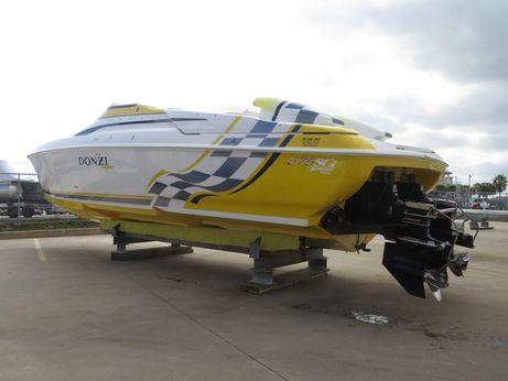 2001 Donzi 38 Daytona