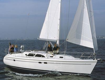 2008 Catalina 387