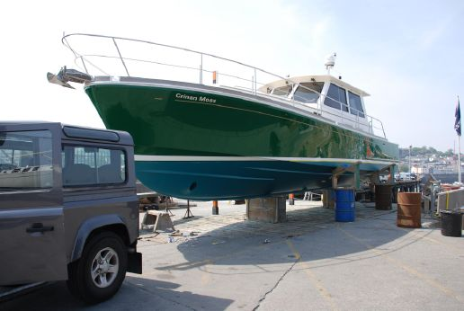 2004 Grand Banks Eastbay 43 SX