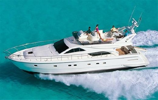 2002 Ferretti Yachts 57'