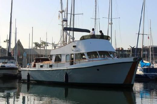 1962 Vic Franck Garden Wanderer Trawler