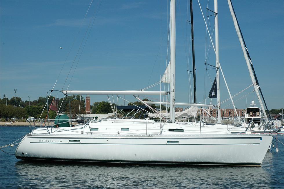 2001 Beneteau 331 Sail Boat For Sale - www.yachtworld.com
