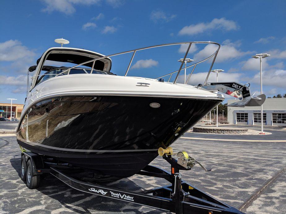Used Sea Ray 26 Sundancer United States Prices - Waa2