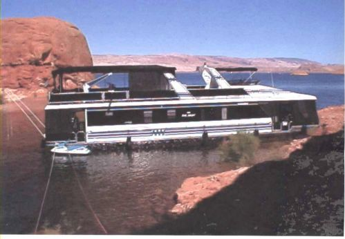 1995 Stardust 65 x 16 1/8 Multi-Ownership Houseboat