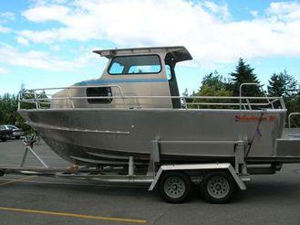 2005 Marine Technical Services Anderson 24 Walkaround-cuddy