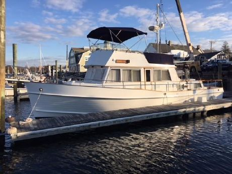 1999 Grand Banks 42 Classic