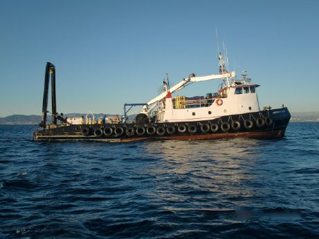 1970 Bender Marine Research / Tug / Salvage