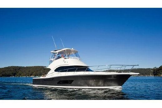 2012 Riviera 43 Open Flybridge
