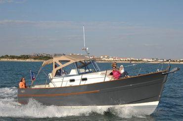 2015 Rhea Marine 850 Open