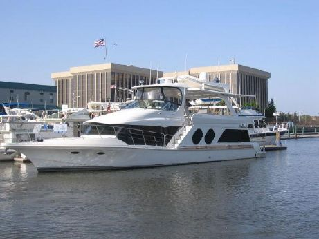 1999 Bluewater Yachts580...