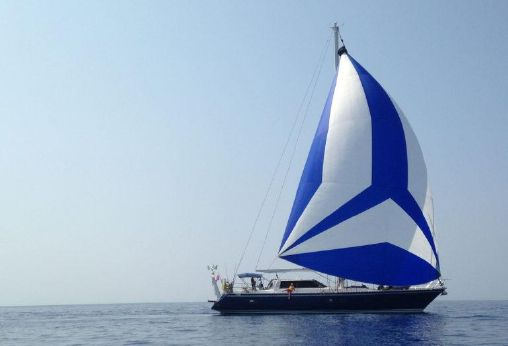 1985 One Design Blue Ocean 68