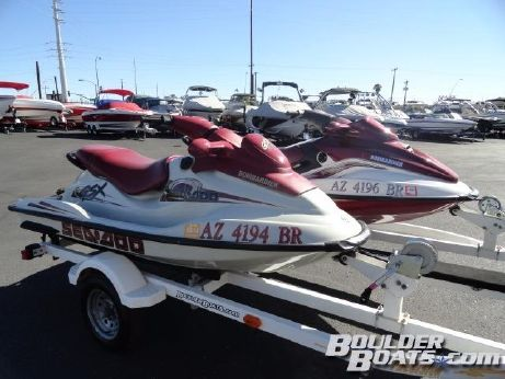 1999 Sea-Doo GTX Limited & Sea-Doo GSX RFI