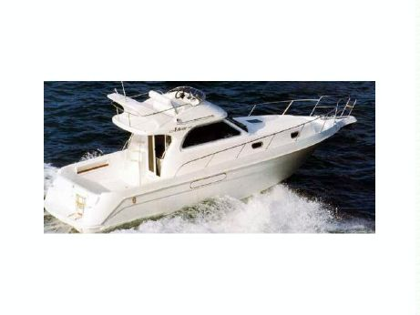 2001 Astinor 1000 Fishing