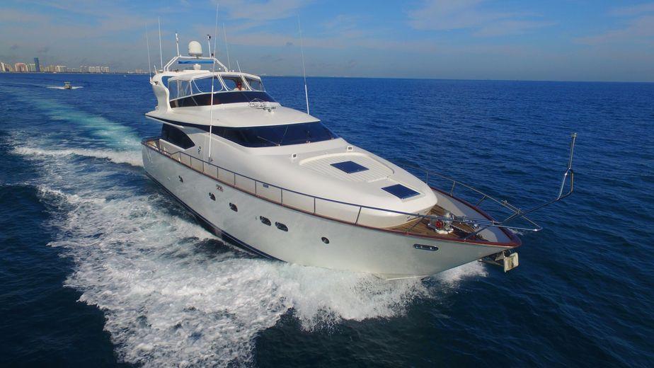 1995Maiora FIPA 20 Motor Yacht