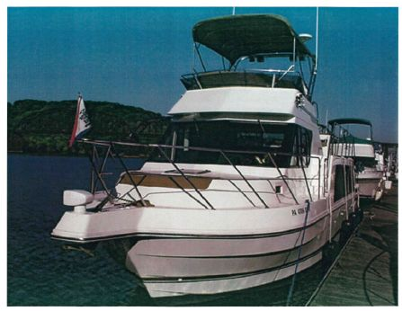 2008 Harbor-Master 400 Costal Cruiser