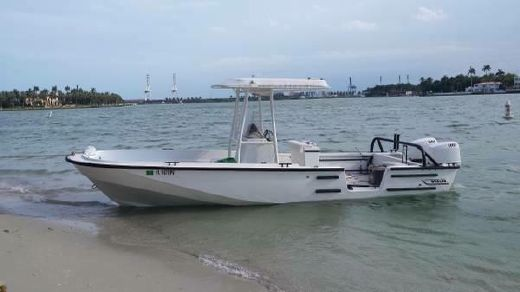1996 Boston Whaler 25 guardian