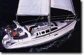 1999 Hunter 310