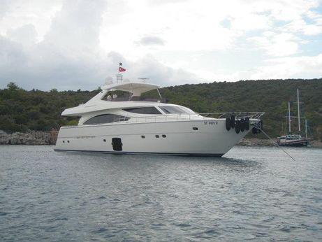 2009 Ferretti Yachts 830 HT