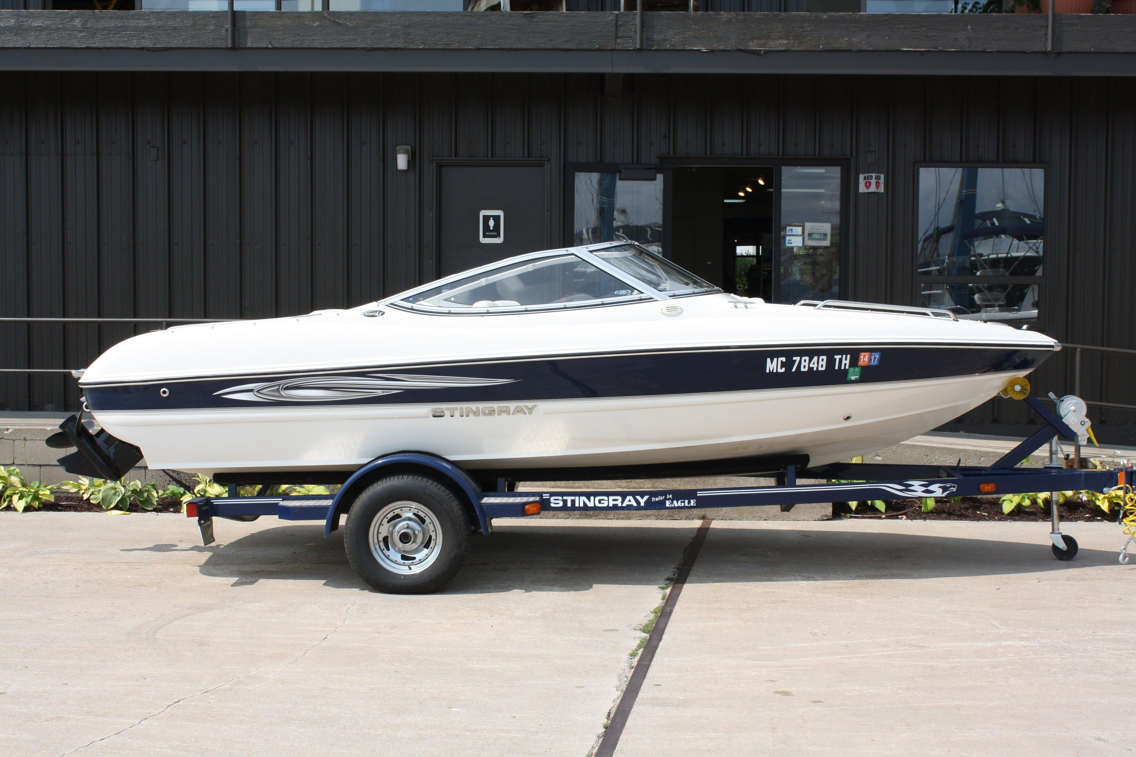 Harbor Springs (MI) United States  city images : 2011 Stingray 185 LX Power Boat For Sale www.yachtworld.com