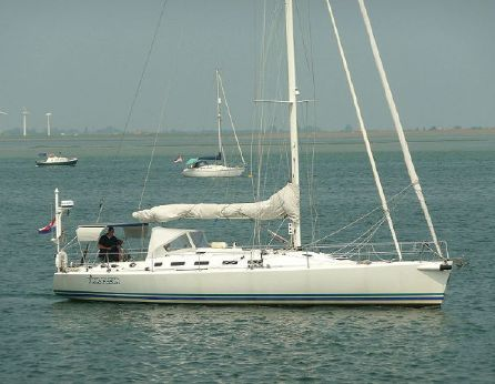 1998 Ocean Cruiser 49