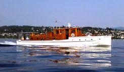 1926 Classic Raised Deck Winslow Cruiser