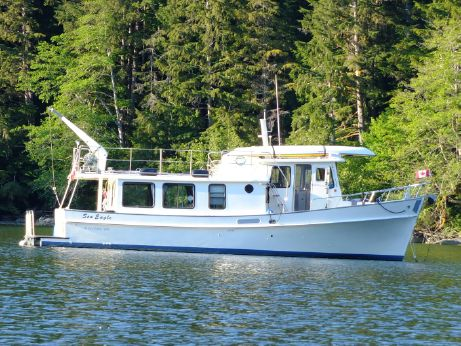 2000 Pacific Trawler Pilothouse