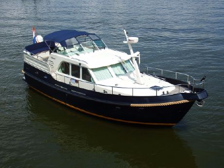 1999 Linssen Grand Sturdy 425 AC Twin