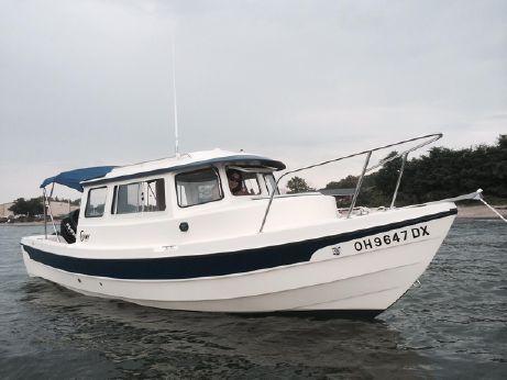 2007 C-Dory 22' Cruiser