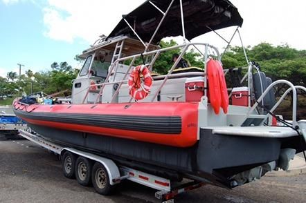 2003 Safe Boat Reef Explorer