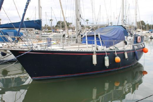 1990 Nauticat 40