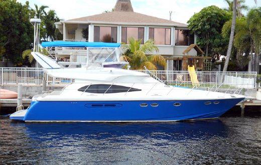2001 Dyna Yachts