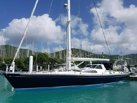 2001 Islander 56