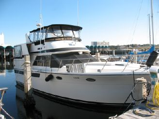 1987 Californian 42' Motor Yacht